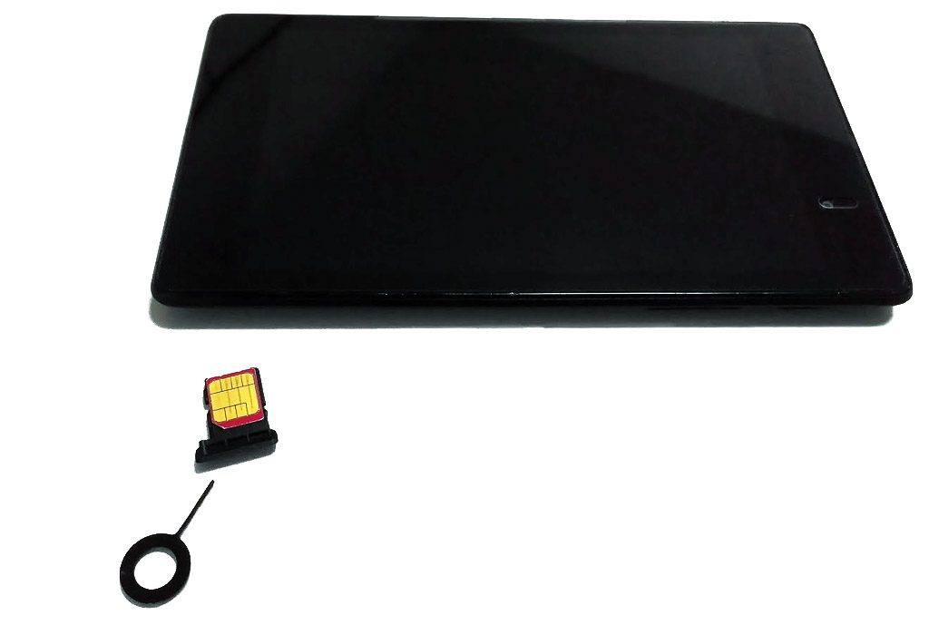 Nexus 7 と SIM(シム)