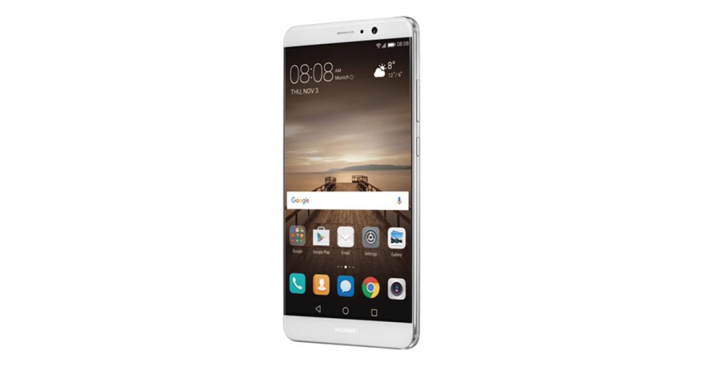 Huawei Mate 9 5.9インチ画面 - Huaweiサイトから転載